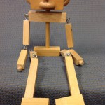 Wooden Person Toy