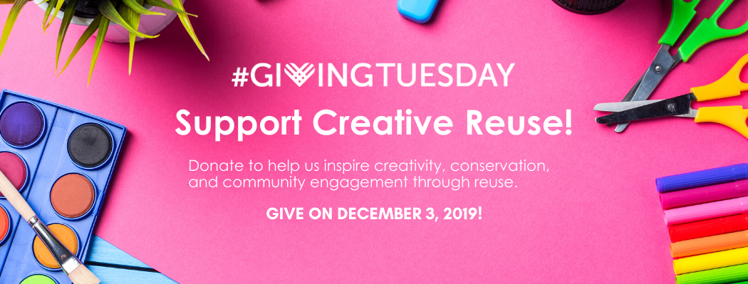 Giving Tuesday homepage