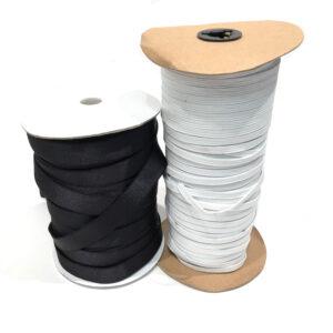 elastic spools